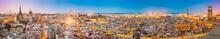 Barcelona From Santa Maria Del...