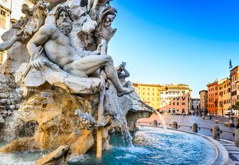Piazza Navona, Rim u Italiji