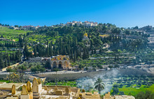 The Churches On The Mount Of Olives