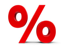 Red Percent #4