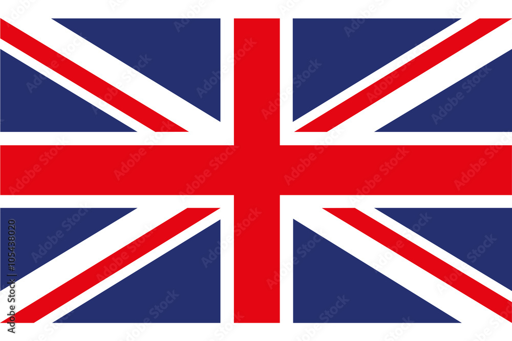 Fototapety, obrazy: Flag of Great Britain Vector.Flag of Great Britain JPEG.Flag of Great Britain Object.  Flag of Great Britain Picture.Flag of Great Britain Image.Flag of Great Britain Graphic.Flag Britain Art.EPS10