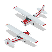 Vector Illustration Of A Airplanes. Airplane Flight. Plane Icon. Airplane Vector. Plane Write. Plane EPS. Plane 3d Flat Vector Illustration. Plane Isometric.
