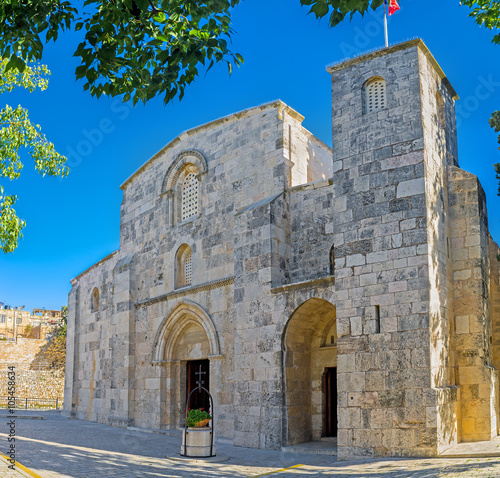 St Anne's Church, Jerusalem фототапет