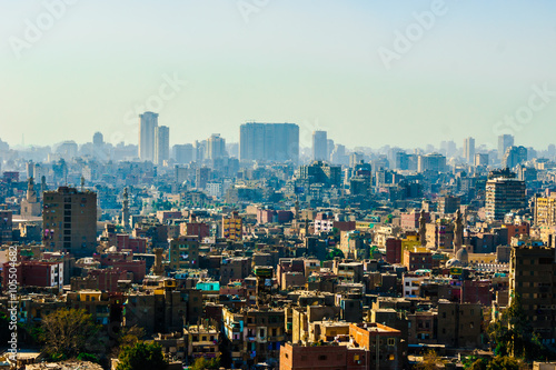 Keuken foto achterwand Seoel Cairo (Egypt) city view photo,beautiful view on the capital with
