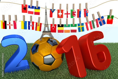 Photo Football 2016 european