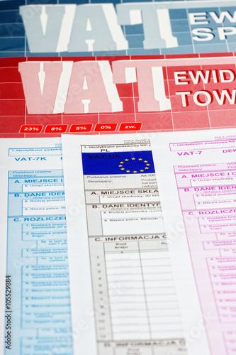 vat-tax-polish-documents