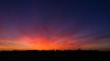 Fototapeta Sunset - Colorful sunset sky