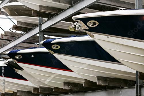 Fotografie, Obraz  Boats in Stock