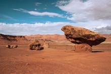 Hoodoo Rock Formations, Arizona, USA