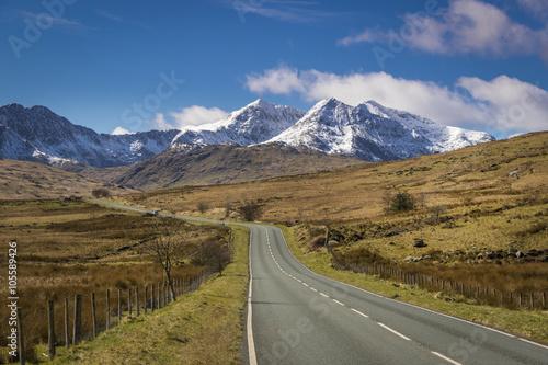 Snowdonia national park, Fototapeta