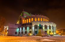Opera Theater In Yerevan