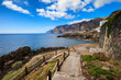 Beautiful Tenerife seascape - Los Gigantes