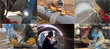 Manual arc welding of pipe spools and pipelines