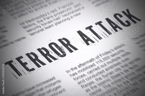 Fotografía  Ataque terrorista