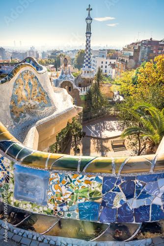 Barcelona city - shots of Spain - Travel Europe - 105651438