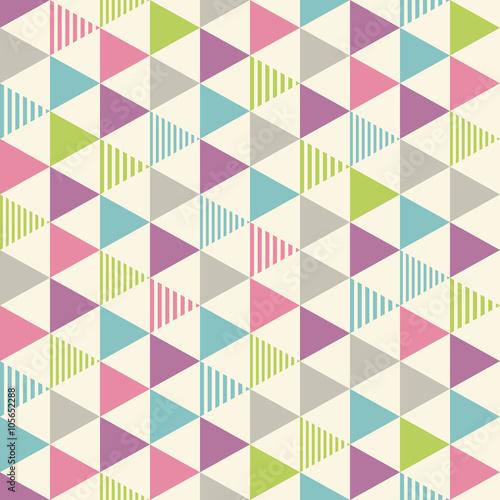 seamless-pattern-triangle