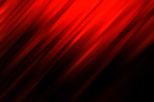 Abstract Red Background With D...