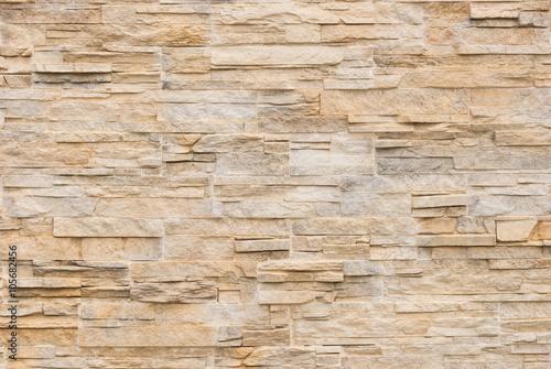 In de dag Stenen Modern Stone Tile Wall Background