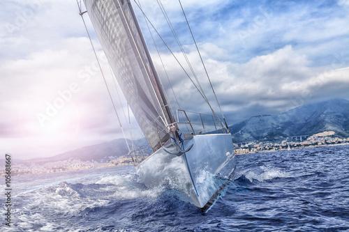 sailboat Fototapete
