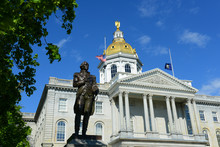 New Hampshire State House, Con...