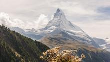 Zermatt, Dorf, Bergdorf, Finde...