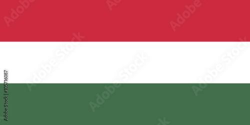 Fotografia  Hungary Flag, Magyarország zászlaja, Flag of Hungary, Hungarian flag, National f