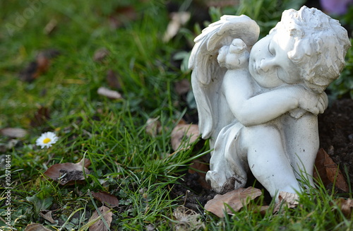 Photo sur Toile Cimetiere cimetière