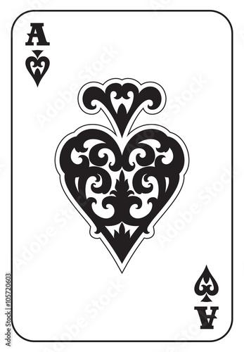 Cuadros en Lienzo Ace of Spades