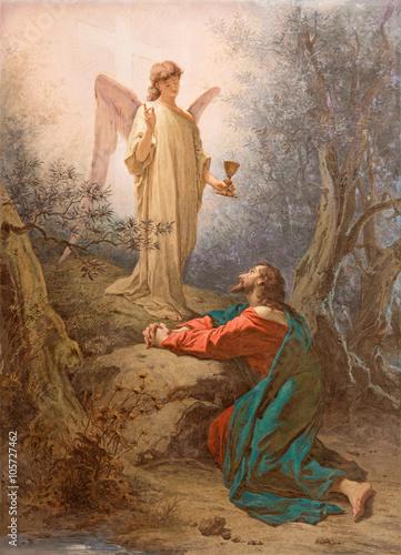 rzym-obraz-chrystusa-w-ogrodzie-getsemani-w-kosciele-bazylika-swietych-jana