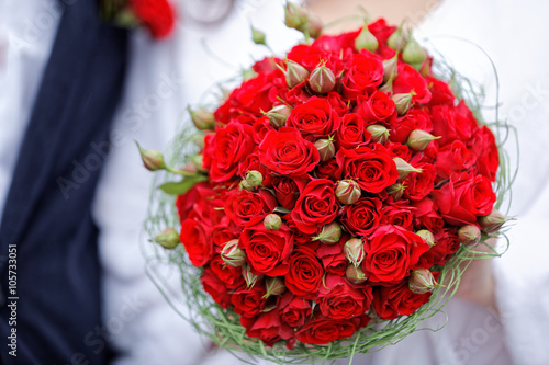 wedding bouquet © Georgys