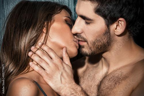 Valokuva  french kiss