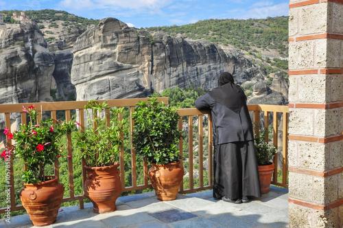 Fotografija На балконе монастыря