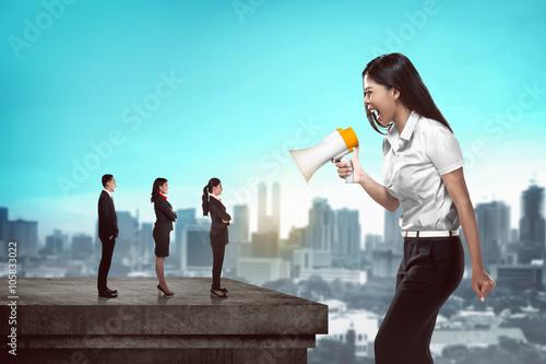 Fototapeta  Leadership concept