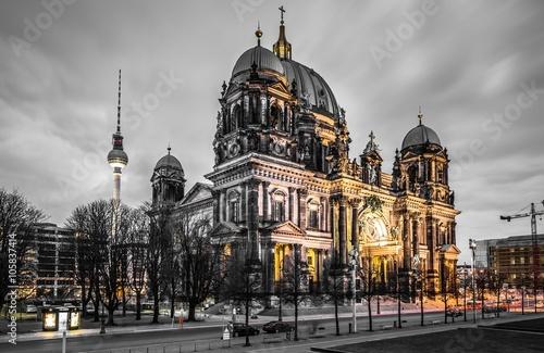 Keuken foto achterwand Berlijn Berlin - Deutscher Dom