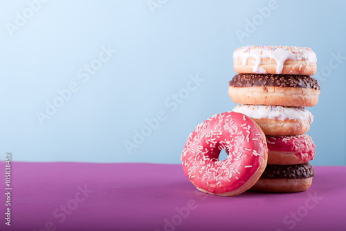 Photo  donuts