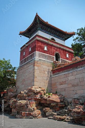 Foto op Aluminium Beijing summer palace in beijing, china