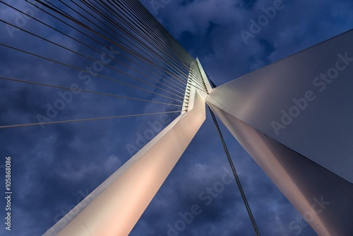 Foto op Canvas Rotterdam abstract architecture background