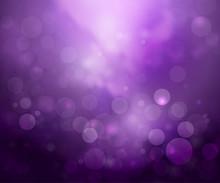 Purple Lights Background