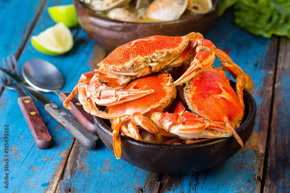 Photo  Seafood