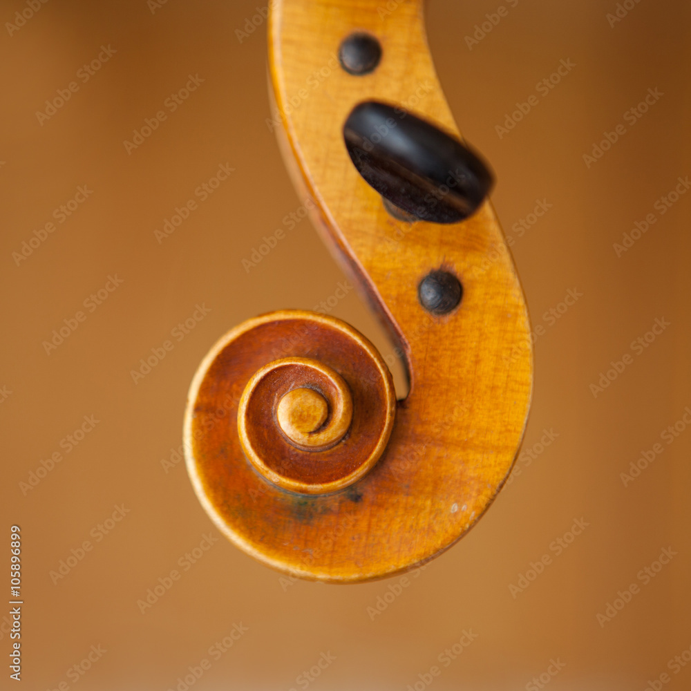 Photo & Art Print Old violin music concept | EuroPosters