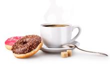 Cup Sugar Donut