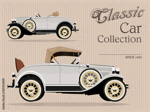 Fotografia  Classic Car Collection
