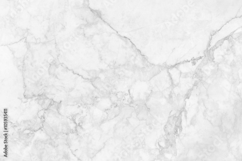 Staande foto Stenen White marble texture, detailed structure of marble in natural pa