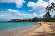 Napili Beach In Maui.