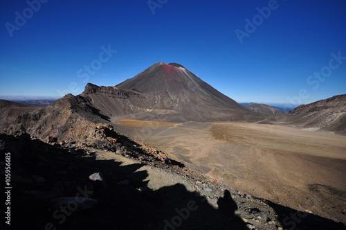 Tongariro Alpine Crossing Sights Canvas Print