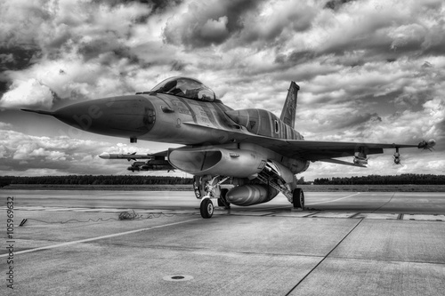 Military aircraft in Base Canvas