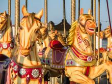 Herne Bay Pier, Carousel Horse...