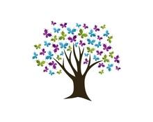 Butterfly Tree Logo