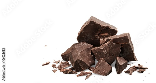 Canvas Print Chocolate.