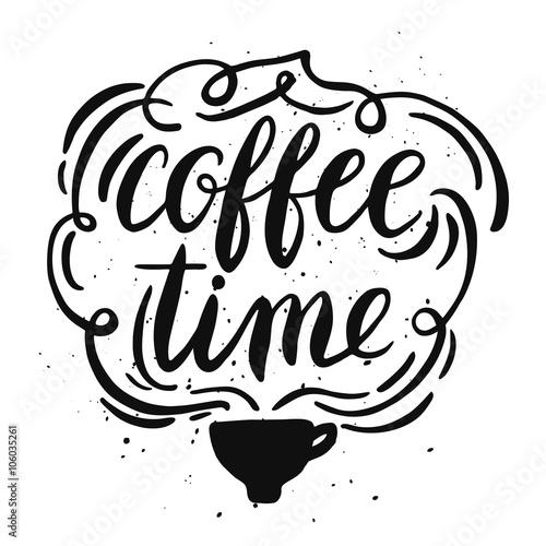 фотография  Coffee Time illustration